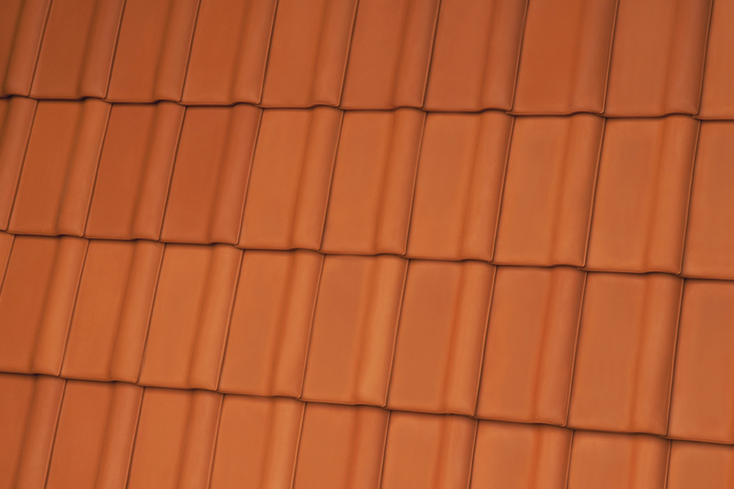 Piemont naturrot roof